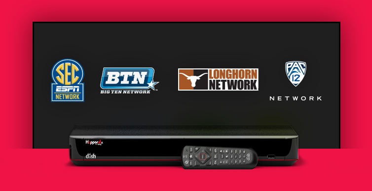 DISH College Sports TV Packages - HIGH SPRINGS, Florida - Satellite Cable Systems, INC - DISH Authorized Retailer