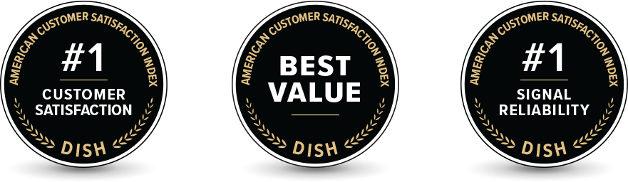 DISH Ranked #1 in Customer Satisfaction - Satellite Cable Systems, INC - DISH Authorized Retailer