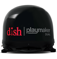 DISH Playmaker Dual - Outdoor TV - HIGH SPRINGS, Florida - Satellite Cable Systems, INC - DISH Authorized Retailer